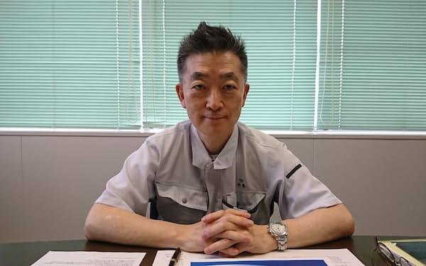 日本電解の中島英雅・社長兼CEO