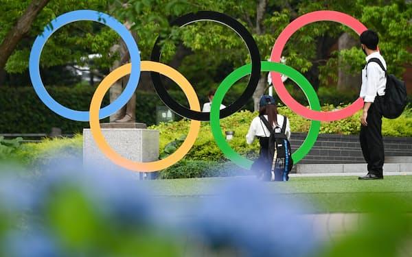 東京五輪・パラリンピックの開催を巡って世論は割れている