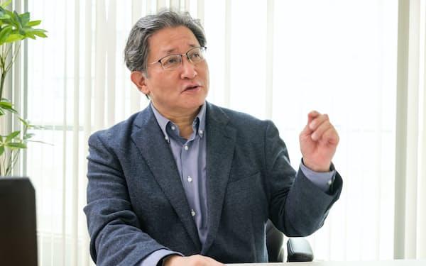 おさむら・てつじ 84年慶応大商卒、ソニー入社。欧州赴任などを経て01年フェリカ事業部で国内・海外営業統括部長。08年フェリカポケットマーケティング社長。同社は14年、イオン傘下に。