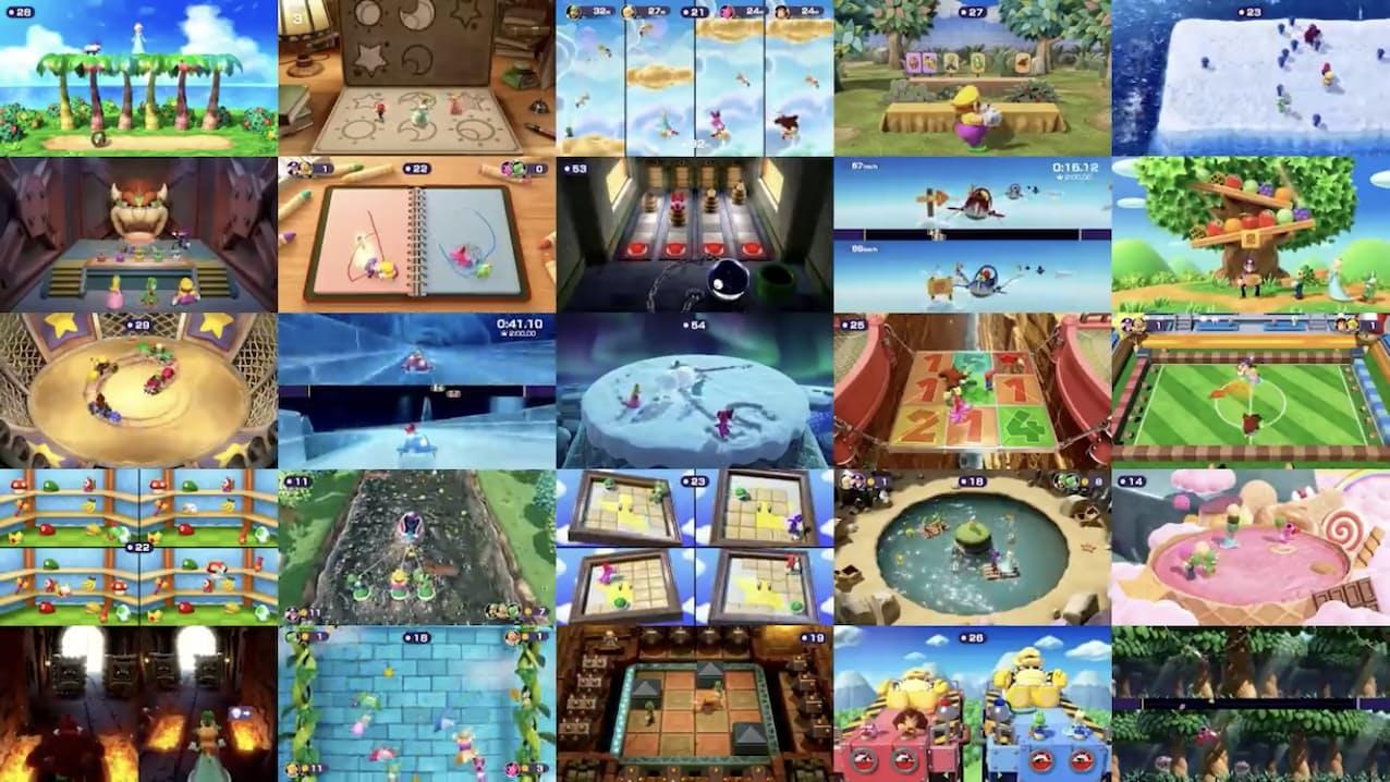 「マリオパーティ」新作は100種類のゲームを収録(「Nintendo公式チャンネル」より)
