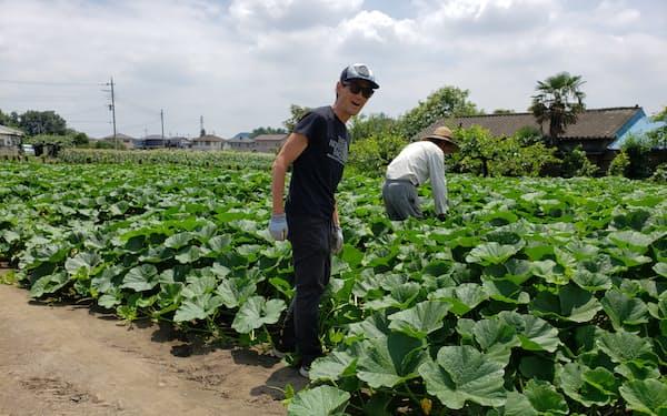 両親の手伝いで昨年に続いて実家で農作業。若いころとは違う喜びを感じる
