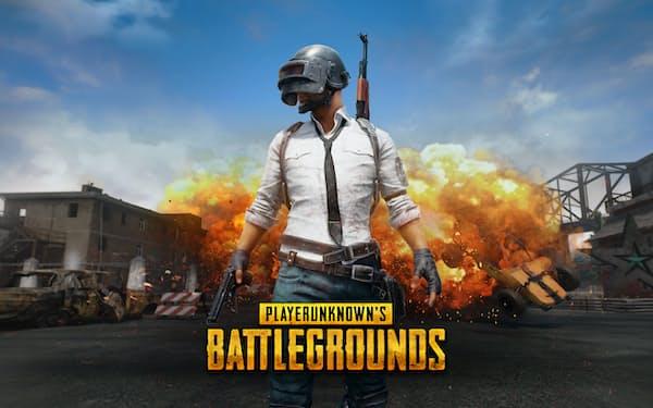 クラフトンの代表的な戦闘ゲーム「バトルグラウンド」は世界で10億回ダウンロードされている