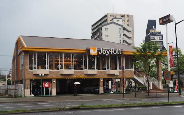 ジョイフル大分大手町店(5月、大分市)