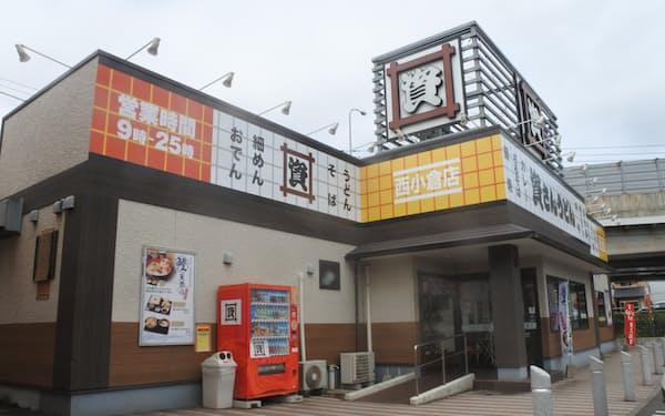 資さんは従業員や家族ら約3200人を対象に、職場接種を実施(北九州市)
