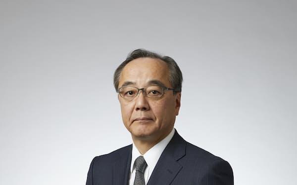 三菱ケミカルホールディングスの伊達英文CFO