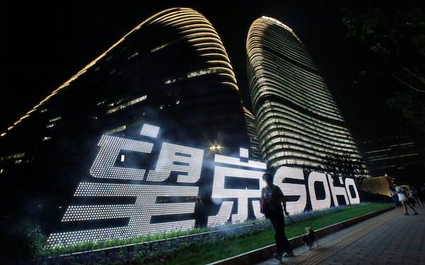 SOHO中国の物件(2014年、北京市)=ロイター