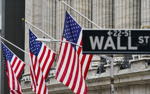 金融市場はFRBの危機モード脱却の織り込みを進めている=AP