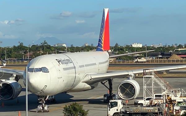 フィリピン航空は法的整理も視野に入れている