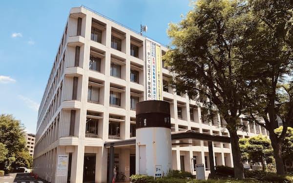 埼玉県が集団接種センターを設けるさいたま市内の施設