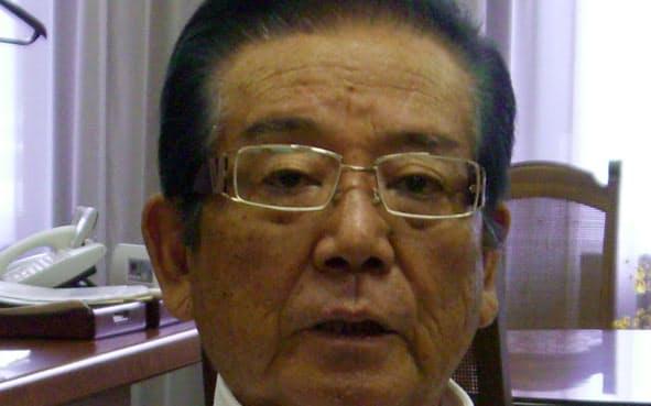 ユニデン創業者の藤本秀朗氏