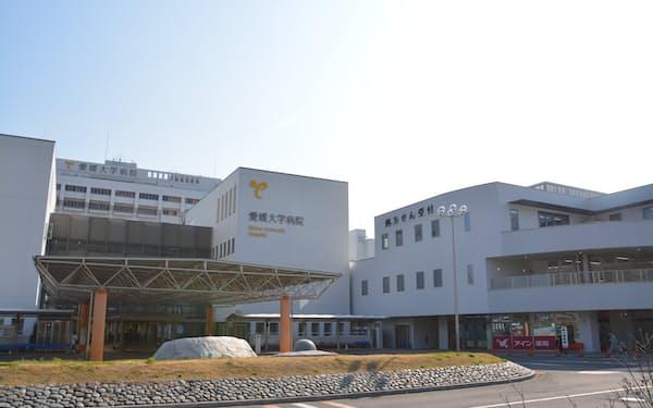 愛媛大学は県内5大学の学生や教職員を対象に職場接種を実施する
