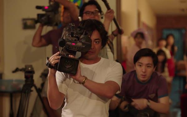 ネットフリックスが24日から全世界で独占配信する「全裸監督 シーズン2」