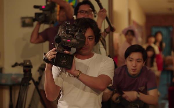 ネットフリックスが24日から全世界で独身配信する「全裸監督 シーズン2」