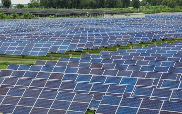 GPSCがタイで運営する太陽光発電所
