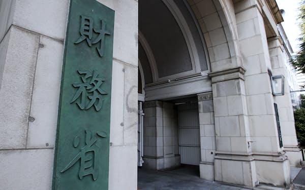 政府は韓国から輸入される炭酸カリウムに対して不当廉売関税を課す(東京・霞が関の財務省)
