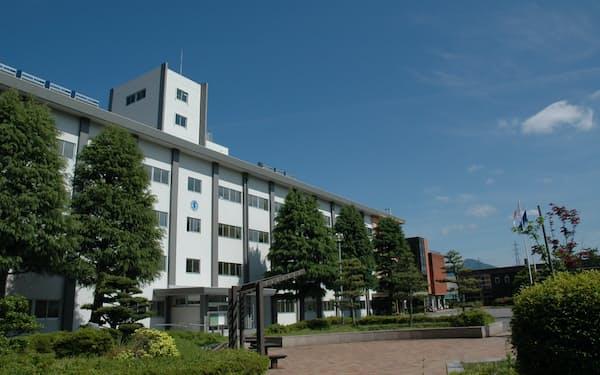 福井高専は総務省のコンテストで、学生チームの提案が採択された(福井県鯖江市)