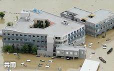 集中豪雨、被害どう防ぐ?「流域治水」で水害に備え
