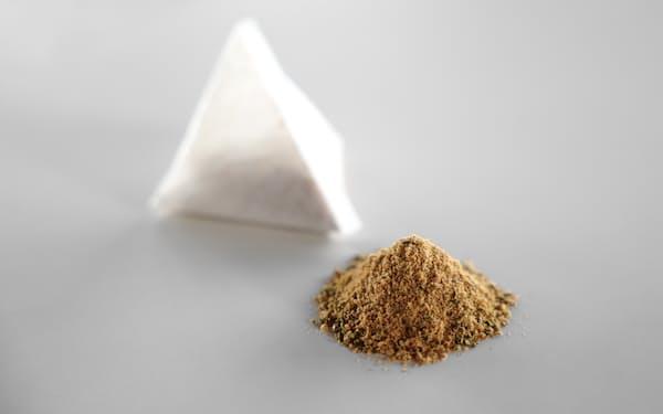 バグモが開発したコオロギ粉末を使っただしパック