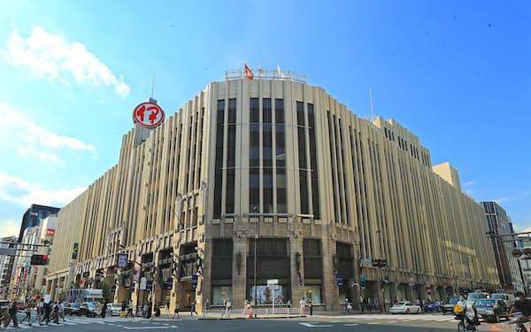 伊勢丹新宿本店(東京・新宿)