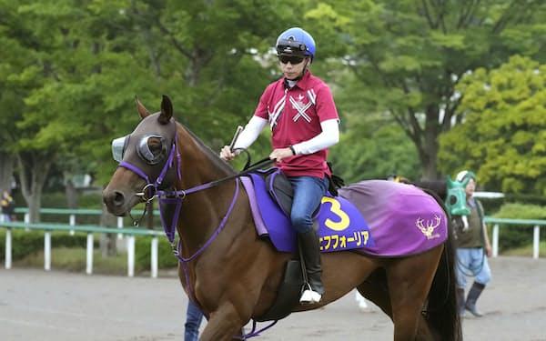 エフフォーリアとのコンビで皐月賞を制し、日本ダービーも2着の横山武史騎手=共同