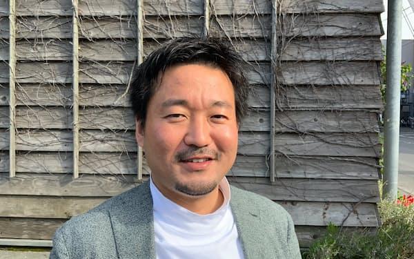175の出野光浩社長(37)は中華料理店などでの修業を経て担々麺で起業した