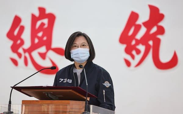 台湾当局は、香港政府の態度に強い不満の意思を表明した=ロイター