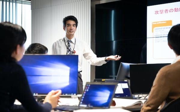 トレンドマイクロは外部企業のサイバー対策人材の育成に本腰を入れる(写真はイメージ)