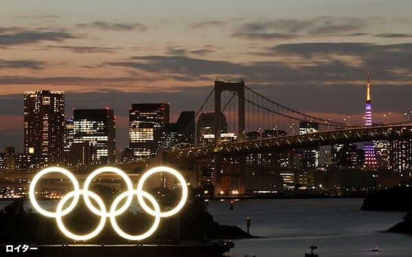 WHOは具体的な東京五輪の観客数について日本側と協議する=ロイター