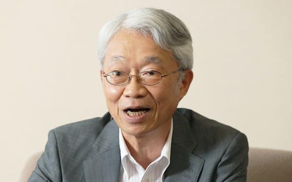 TOTOの清田徳明社長