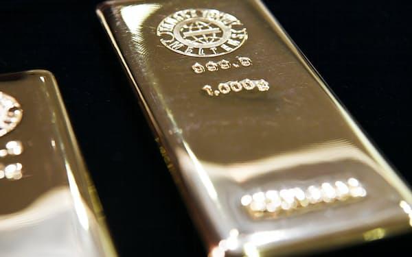 金地金(ゴールドバー)