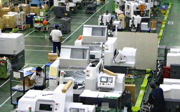 工作機械受注は中国向けの拡大が続く