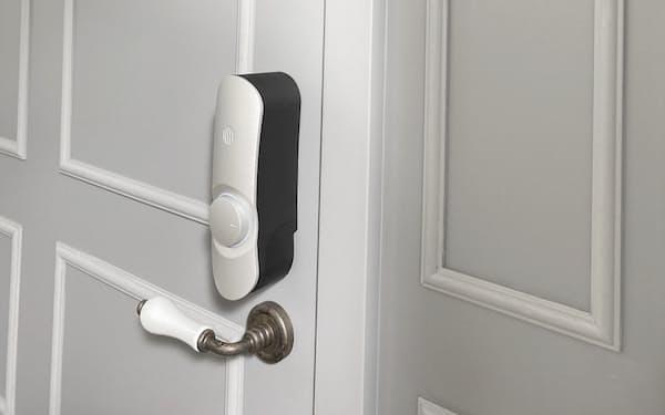 フォトシンスのスマートロックは鍵の上から後付けできる