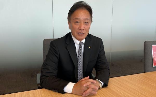TDKの山西哲司専務執行役員