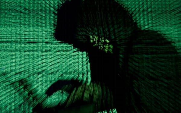 サイバー攻撃の脅威は増している=ロイター