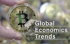 狭まるビットコイン包囲網 リスク判定、上場株の5倍も