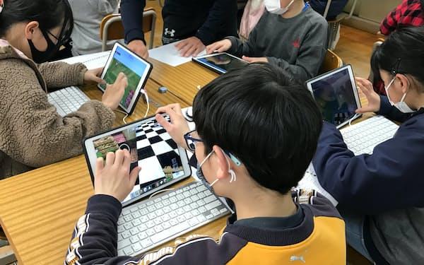 全国の小中学生に1人1台のパソコンやタブレット端末の配備が進んでいる