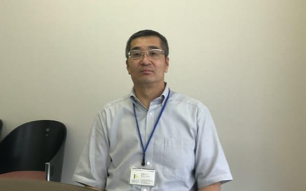 北陸大学で教学支援センター次長を務める荒木広行氏