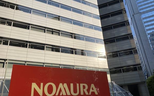 野村の株主総会では、多額の損失を計上するに至ったリスク管理のあり方が問われた