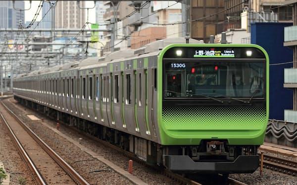 JR東日本は旅客数の減少が痛手(同社提供)
