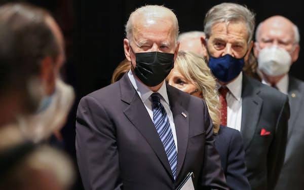 バイデン米大統領は就任後、中国の習近平(シー・ジンピン)国家主席とは対面で会っていない=ロイター
