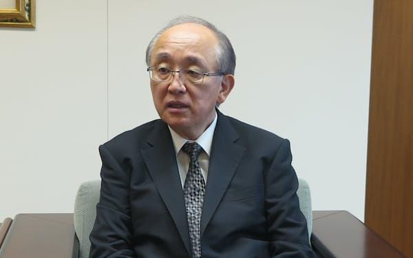 JFEHDの柿木社長は「脱炭素の技術開発を優先しないと生き残っていけない」と危機感を口にした