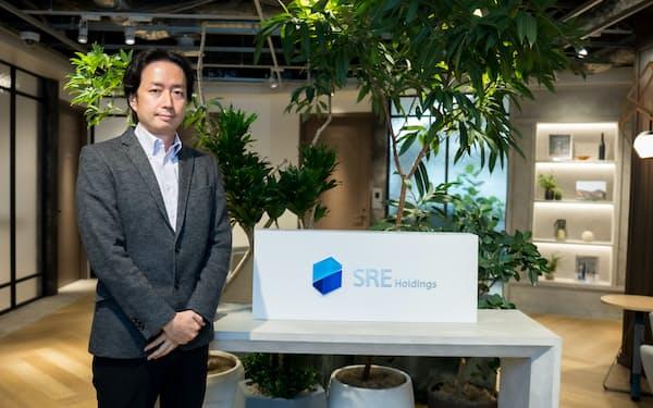 西山社長はSREの設立当初から携わっている