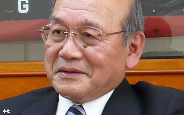 所属肩書き=「日本ガス協会 会長(2010年6月10日就任)、東京ガス 会長」/性別=「男」/生年月日=「1943/03/12」