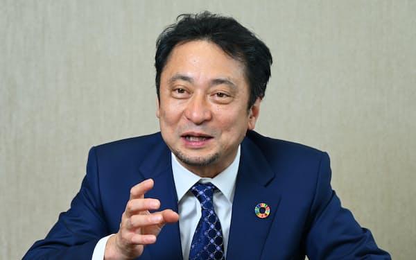 宮川潤一 ソフトバンク社長