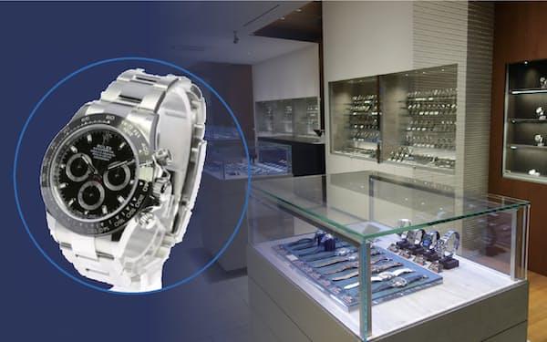 時代を超えて続く人気が腕時計ファン以外の投資マネーを呼び込んでいる