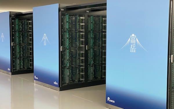 スーパーコンピューターの計算速度ランキングで首位を獲得した「富岳」