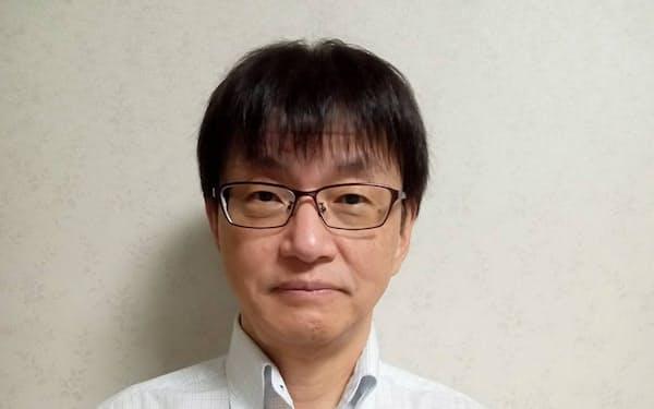 名古屋工業大学の橋本芳宏教授