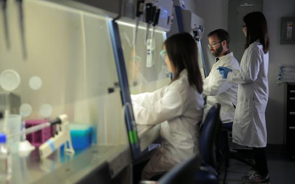 アステラスは先端医療分野で成長を目指す