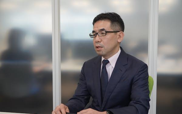 田中社長は「キャリア各社は通信設備のシェアリングに前向きになっている」と話す