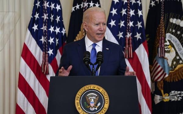 バイデン米政権はイラン核合意への復帰を目指し、4月から交渉を重ねてきた=AP